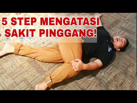 5 STEP SENAMAN untuk SAKIT PINGGANG! (PETUA) : 011-50404441/ 019-2298663 (Shah Alam)