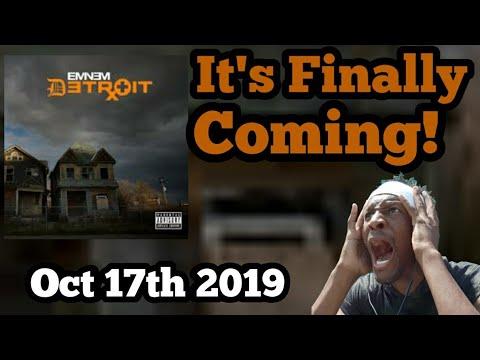 New Album Releases 2020.Eminem New Album Release Dates 2019 Possible Official