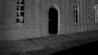 3D Laser Point Cloud Of New College, Oxford