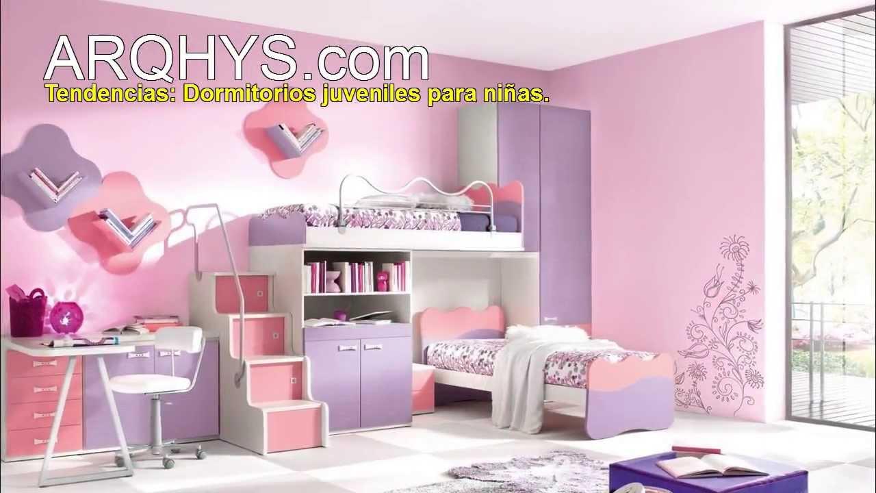 cuartos juveniles para ni as jovencitas y adolescentes
