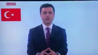 Selahattin Demirtaş'ın TRT Konuşması   17 haziran