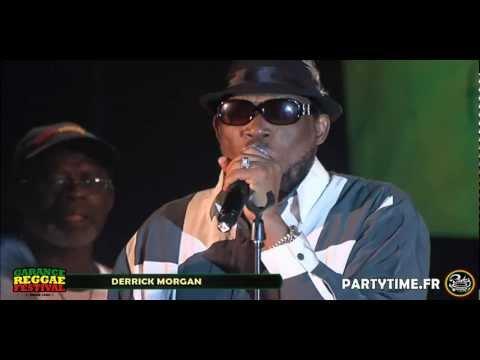 DERRICK MORGAN - LIVE at Garance Reggae Festival 2012 HD by Partytime.fr