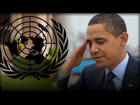 OBAMA JUST HANDED OVER YOUR LOCAL POLICE TO UNITED NATIONS CONTROL