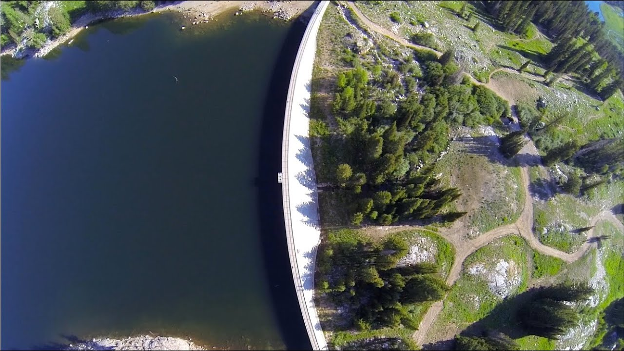 Narrated FPV Mountain Flying - RCTESTFLIGHT -