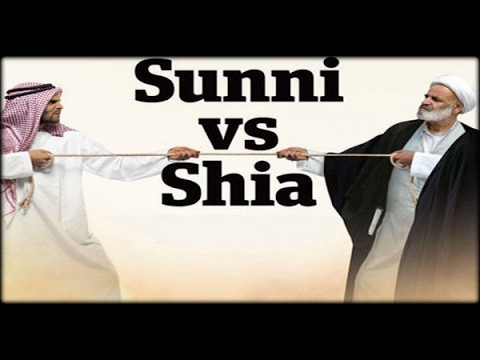 sunni and shia islam Clearly, differences between the sunnis and shias, which began  following  these efforts, ja'afari was recognized as another school of fiqh in islam.