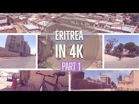 Eritrea in 4k ,Asmara , Eritrea September 2018