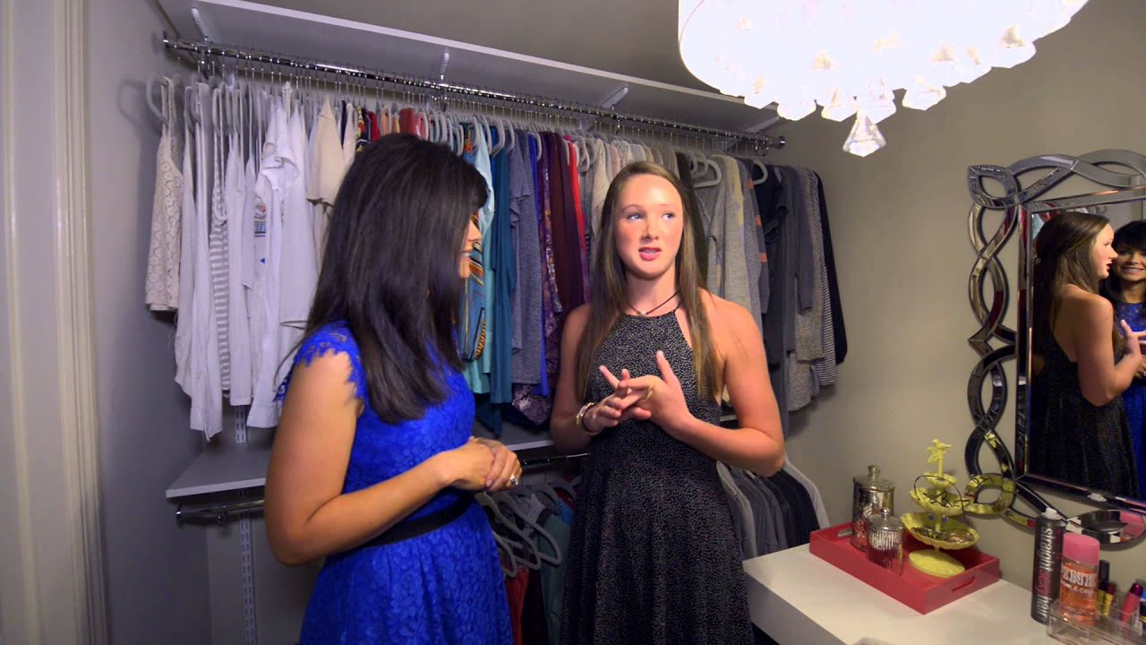 A Dream Teen Closet Makeover You Donu0027t Want To Miss | Organized Living