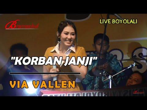 Via Vallen - Korban Janji | Live Boyolali