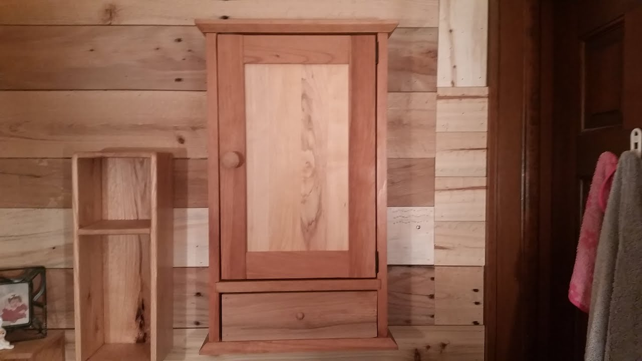 How to build a mission (shaker)style Cabinet Pt 1