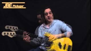 JBE -Barden   PJ Bass Pickups