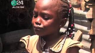 6-year-old Girl Who Impressed President At Drama Festival Living In Poverty