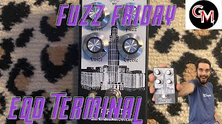 Fuzz Friday - Earthquaker Devices Terminal Fuzz - Episode 8 - Demo and Jams - Grizzly Madams 2020