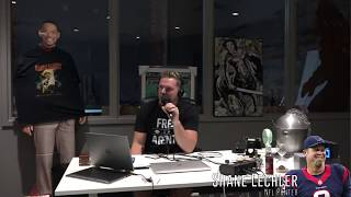 Shane Lechler on The Pat McAfee Show 2.0