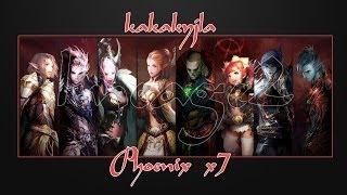 Lineage 2 Lineage II Bladedancer Asterios Рифт 50 lvl Толпа Монстров #13