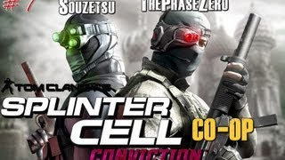 Splinter Cell: Conviction - Co-op Part 7: Die Together, Live Alone? (w/ Souzetsu)