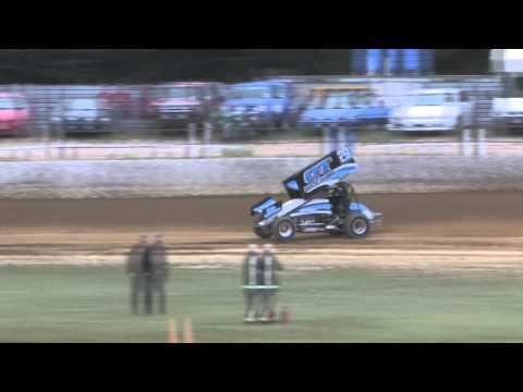 Sprintcars Time trail 1-Riverside Speedway Invercargill