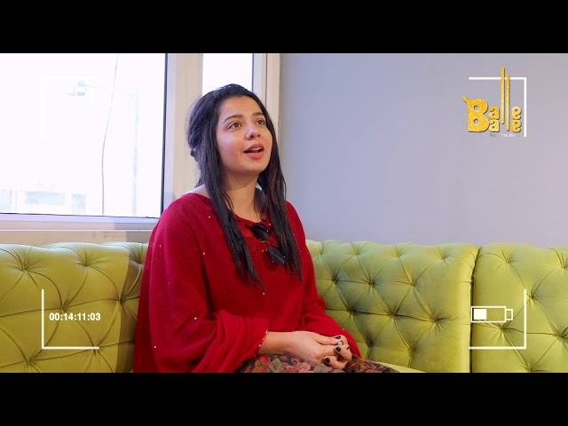 Jasmine Sandlas | Len's Talk Promo | Balle Balle TV