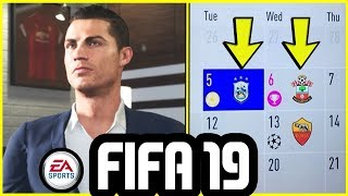 FIFA 19 CAREER MODE - 10 THINGS I HATE