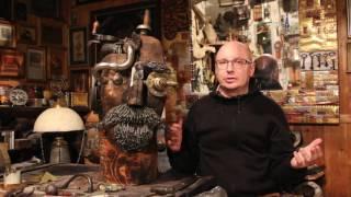 Steampunk. Сувениры из дерева. Прикольные вещи