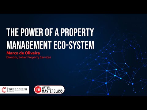 The Power of a Property Management Ecosystem | Marco de Oliveira