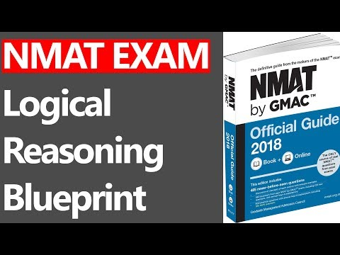{NMAT LOGICAL REASONING SECTION 2018} HOW TO PREPARE AND BLUEPRINT [NMAT EXAM 2018] [NEW PATTERN]