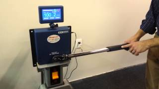 how to apply correct torque to a digital torque wrench from pro torque tools