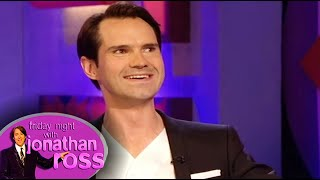 Jimmy Carr On His Weight Loss & Favourite Heckles | Friday Night With Jonathan Ross | Dead Parrot