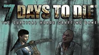 7 days to die #1 (1 день)