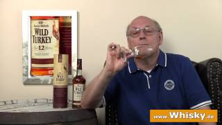 Whiskey Verkostung: Wild Turkey 12 Jahre
