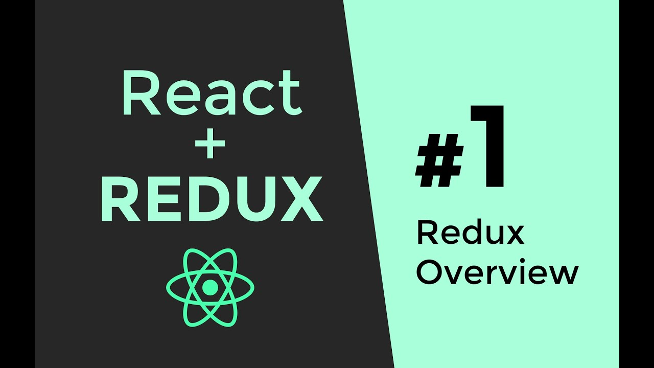 Redux Tutorial #1 - React js tutorial - How Redux Works