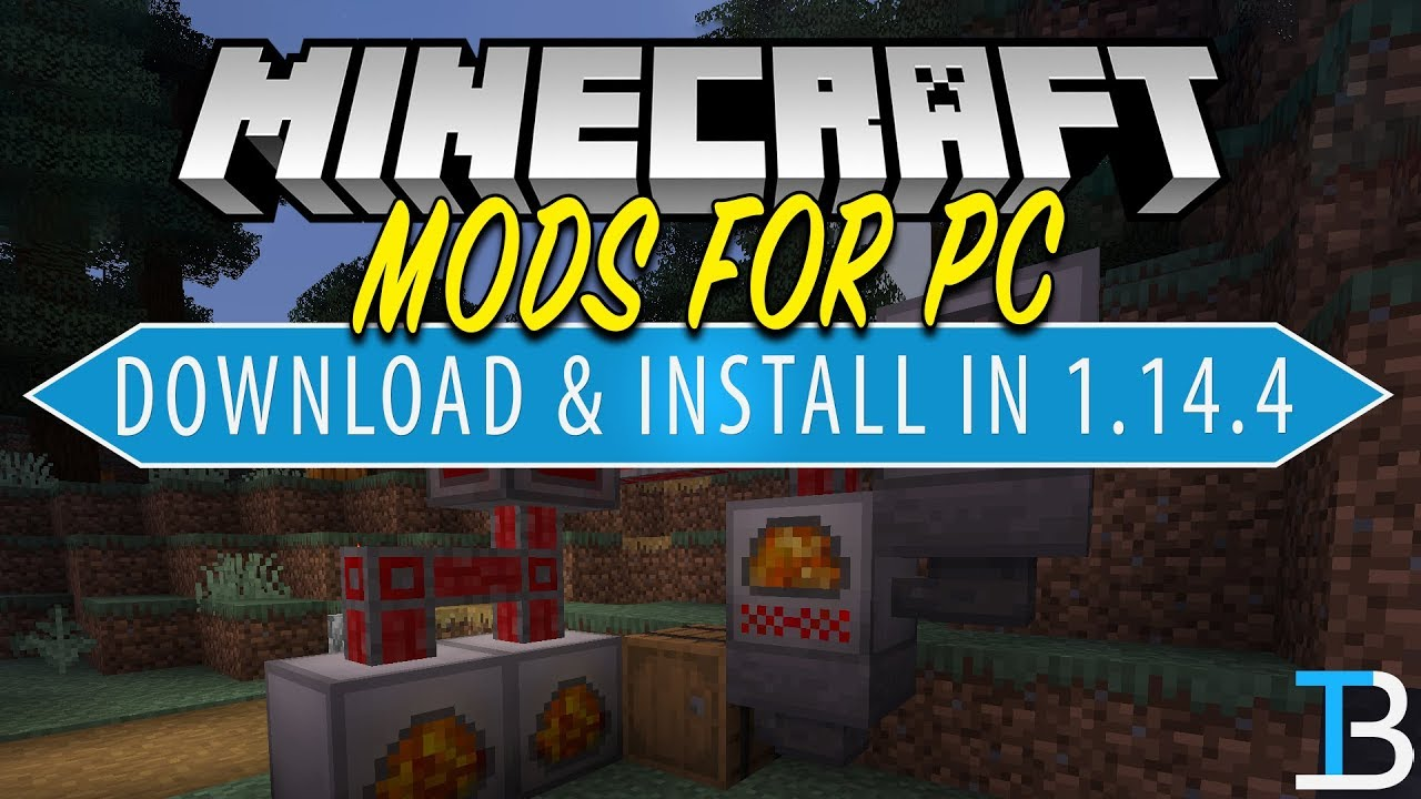How To Download Install Mods In Minecraft 1 14 4 On Pc Youtube