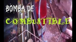 COMO CAMBIAR BOMBA DE COMBUSTIBLE Y REPARACIÓN DEL MEDIDOR DE COMBUSTIBLE