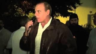 Βασίλης Σπύρου-11.10.2015-Κάρτα του πολίτη-Άγαλμα Μακρυγιάννη