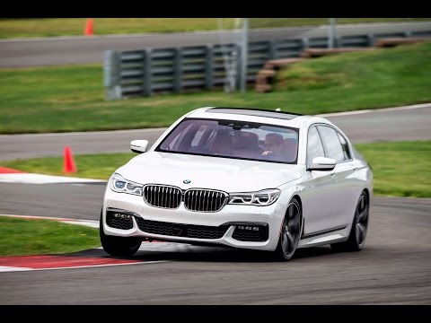 2016 BMW 7 Series Carbon Fiber Technology