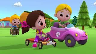 Niloya - En sevilen bölümler - Yardım Kızağı - Araba Yarışı - Küçük Oyuncak Tamircileri