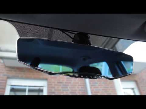 dbpower 1080p dual linse auto kamera dashcam upgrade f r. Black Bedroom Furniture Sets. Home Design Ideas