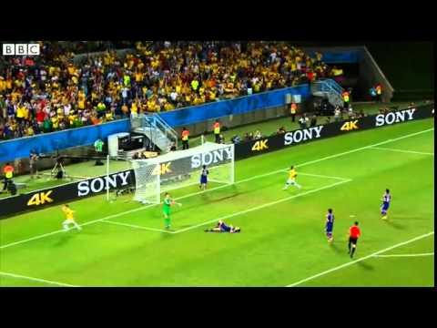 BBC Sport   World Cup 2014 Best goals of the tournament