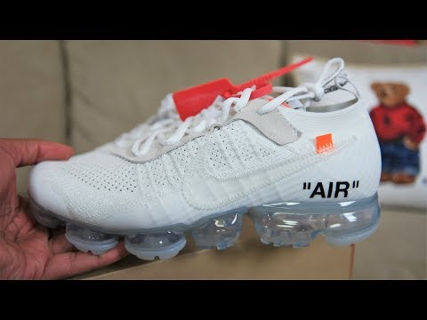 EARLY FIRST LOOK: NIKE VAPORMAX OFF WHITE