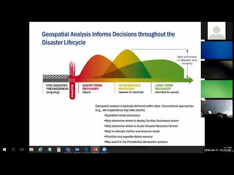 IGIC WEBINAR - FEMA and GIS: The Role of Technology and Data in Disaster Management