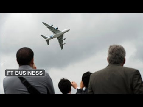 Plane makers get leasing uplift