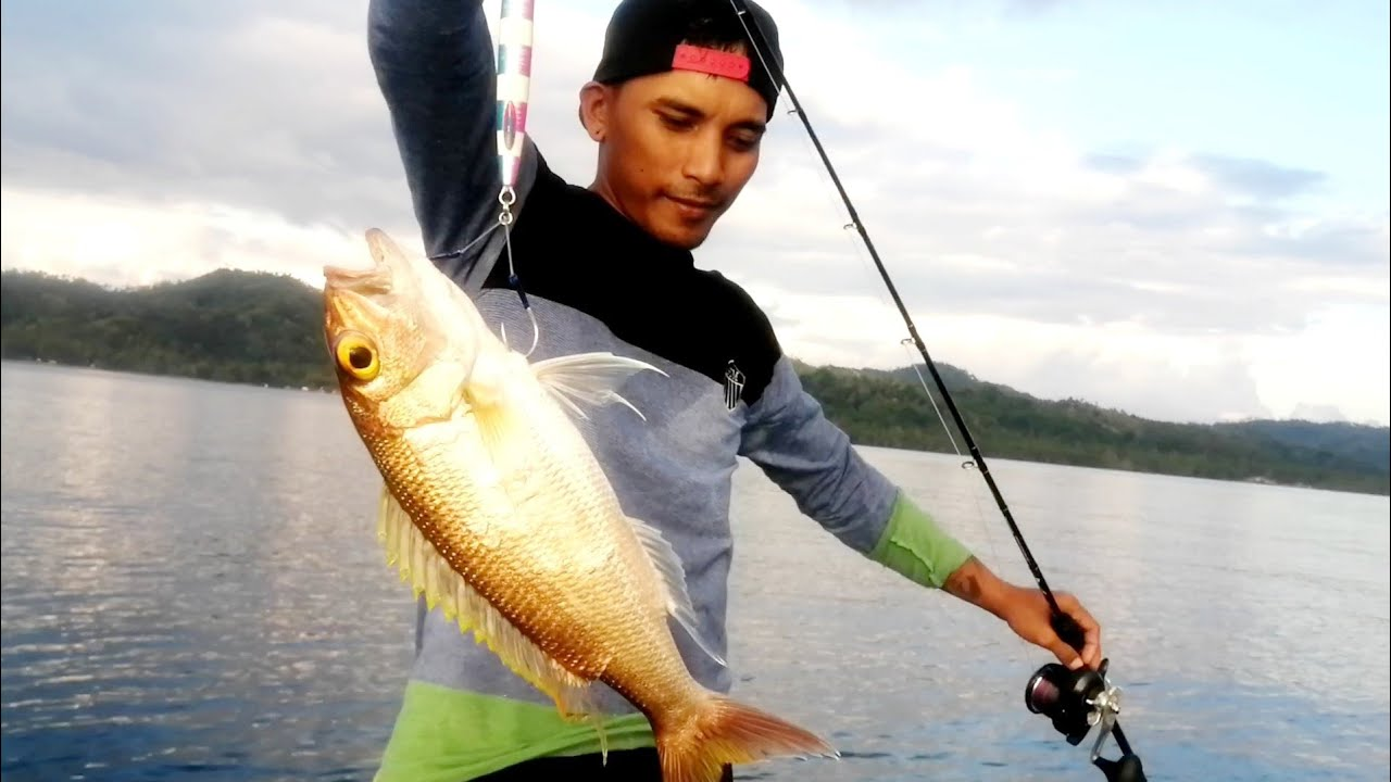 Nakahuli na naman ng Sagise (Catch&Cook)   ARIYA