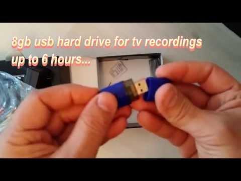 Q16 Satellite receiver and IP TV box