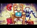 【屌德斯解说】 疯狂木偶人 旅行的青蛙从天降!决战巨型机器人!