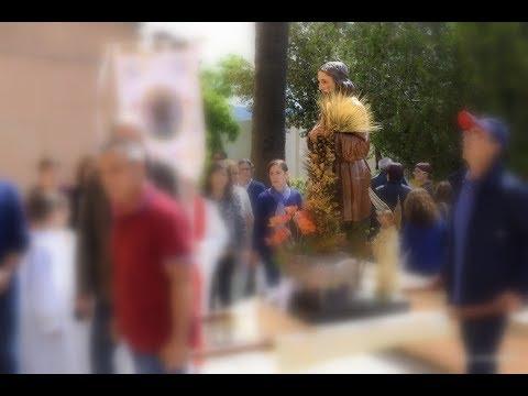 Asuni, Processione Sant'Isidoro 2018