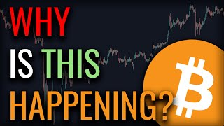 Bitcoin Is EXTREMELY BORING RIGHT NOW! - IS BITCOIN GOING TO FALL OVER??