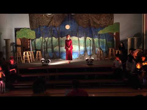 Prough Shakespeare Musical Beginning