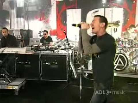 Linkin Park - Breaking the Habit (AOL Sessions)