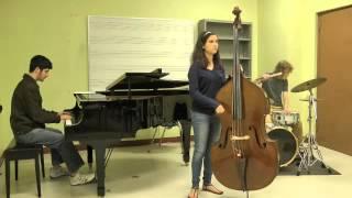 unt jazz bass audition oleoblue bossa