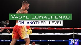 Vasyl Lomachenko - On Another Level / Василий Ломаченко