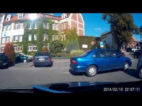 Stłuczka parkingowa - Starogard Gdański